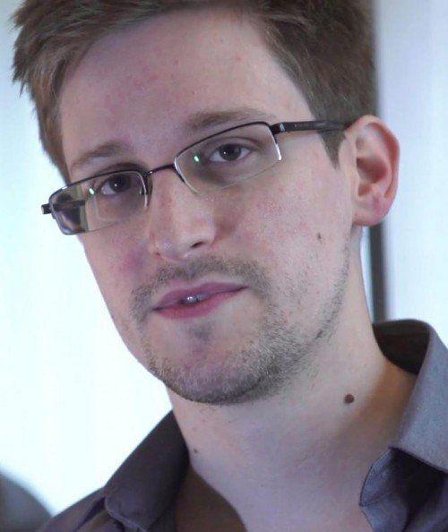 Gestritten wird umEdward Snowdens Vernehmungsort.  EPA