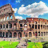 Ein Besuch im Kolosseum
