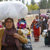 Keine Großquartiere für Asylwerber