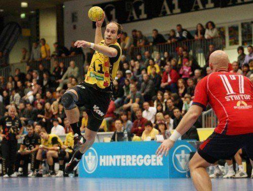 Handball: Europacup Bregenz - Italgest Casarano