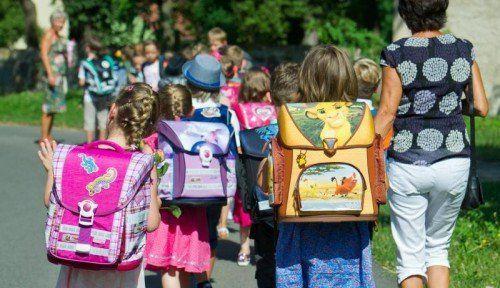 Heinisch-Hosek: Ausbau von Ganztagsschulen. FOTO: DPA
