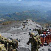 Vulkan-Tragödie fordert immer mehr Todesopfer