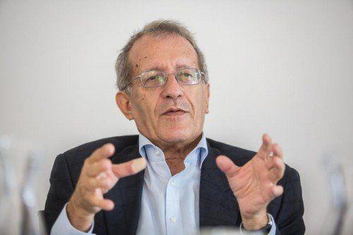 "Helmut Kramer: ""Es braucht große Korrekturen im Pensionssystem."""