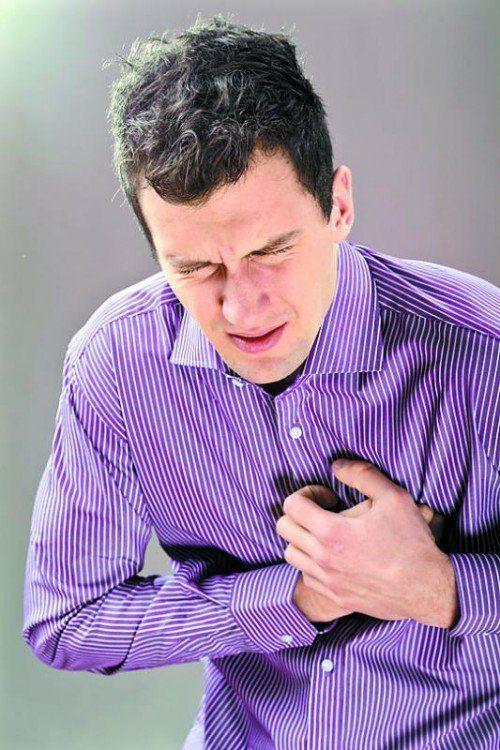 Herzschwäche ist eine ernst zu nehmende Erkrankung.