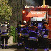 Harmloser Wasserdampf statt gefährliches Feuer