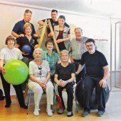 Gemeinsame Therapie für Parkinson-Betroffene