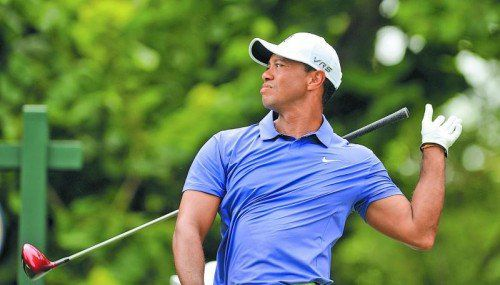 Im Dezember gibt es das Comeback: Tiger Woods. Foto: gepa
