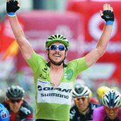 Vierter Sieg für Degenkolb bei der Vuelta