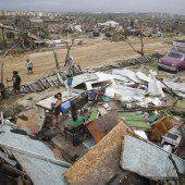 Hurrikan Odile hinterlässt schwere Schäden im Norden Mexikos