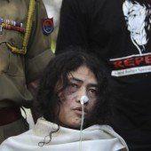 14 Jahre Hungerstreik und kein Ende in Sicht