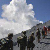 Weitere Vulkan-Tote