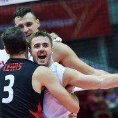 Kanada schlägt Bulgarien bei Volleyball-WM