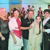 Ein Fest, das die Kulturen verbindet