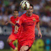 Lionel Messi sorgt für Wirbel