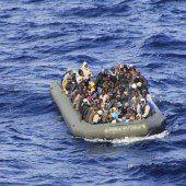 Kreuzfahrtschiff rettet Flüchtlinge vor Zypern