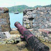 Festungsruinen von Portobello