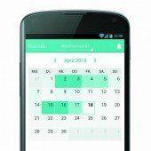 Migräne-Kalender als praktische App