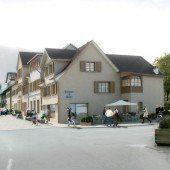 Hohenems: Baubeginn für Marktstraße Nord