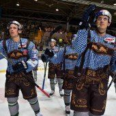 Ozapft is auch in der Münchener Eishalle