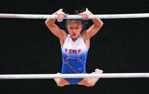 Nach falscher Altersangabe gesperrt: Cha Yong Wa. Foto: ap