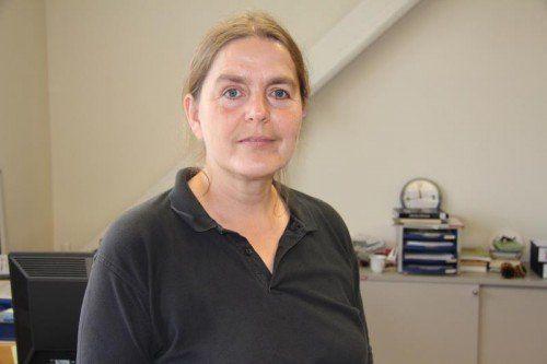 Naturschutzanwältin Katharina Lins steht dem Projekt offen gegenüber.