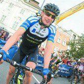 Sky-Radteam engagierte Leopold König