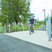 Verbesserte Fahrradwege in Dornbirn