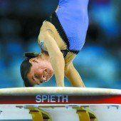 Chusovitina plant bis zu den Spielen in Rio