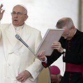 Vatikan: 600 Anzeigen wegen Missbrauchs