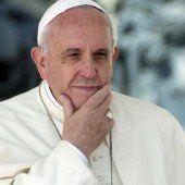 Papst entlässt wieder Bischof