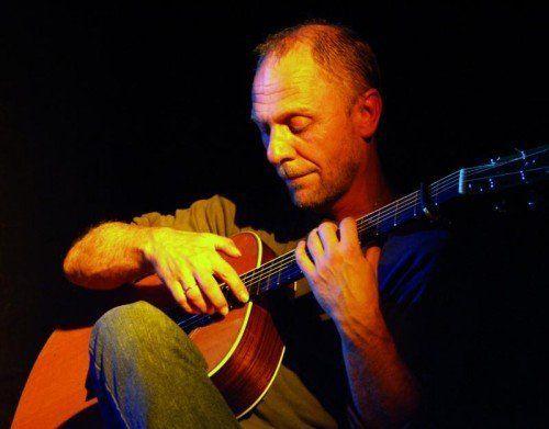 Peter Ratzenbeck entlockt seinem Instrument auch noch die letzte Ton-Nuance. foto: karin lohberger