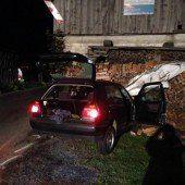 Nächtliche Alko-Fahrt forderte fünf Verletzte