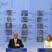 EU-Kommission steht