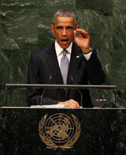 Präsident Obama lässt wieder Atombomben bauen.  Foto: EPA