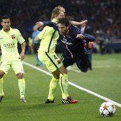 PSG zwingt Barca in die Knie