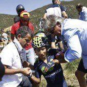 Etappensieg für Aru – Aufgabe von Quintana