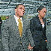 Baltimore hat Prügler Ray Rice suspendiert