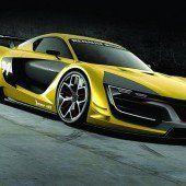 Ein Renault für den Rennsport