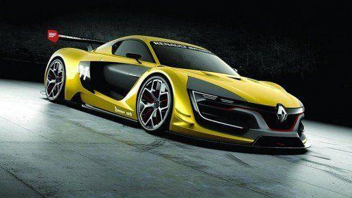 Renault Sport R.S. 01 für einen neuen Markenpokal. Foto: werk