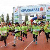 Großes Lauffest für die Kinder