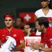 Schweiz und Frankreich vor dem Finaleinzug
