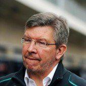 Ross Brawn denkt nicht über Ferrari nach