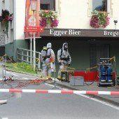 Alarm nach Gasaustritt bei der Egger Brauerei