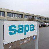 Produktionsfreier Tag bei Sapa geplant