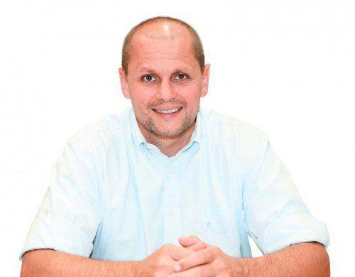 Sebastian Manhart, Geschäftsführer Sportservice Vorarlberg. Foto: Privat