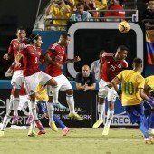 Neymar trifft beim Comeback für Brasilien gegen Kolumbien