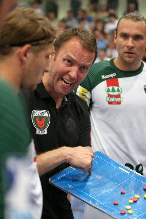 Sigurdsson soll Deutschland an die Spitze zurück bringen. Foto gepa