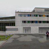 Schulsportzentrum wird vergrößert