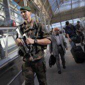 Europa auf der Jagd nach Terroristen