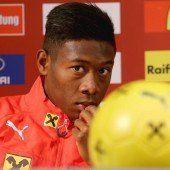 Alabas Bayern-Rolle offen
